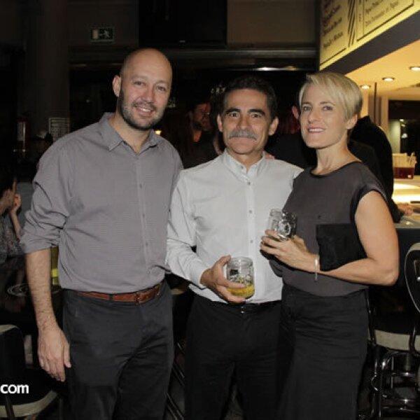 José Castillo,Felipe Leal,María José Romero
