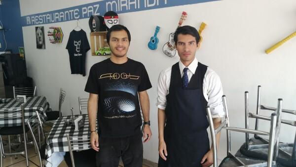 Daniel y Pablo Figueroa