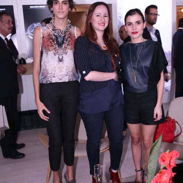 Adme Kawage,Sofía Felix,Alexia Ulibarri