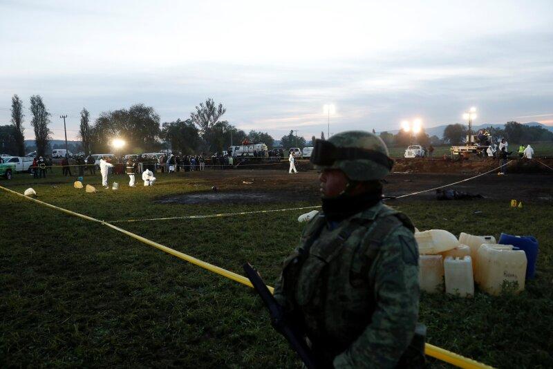 Explosión Hidalgo