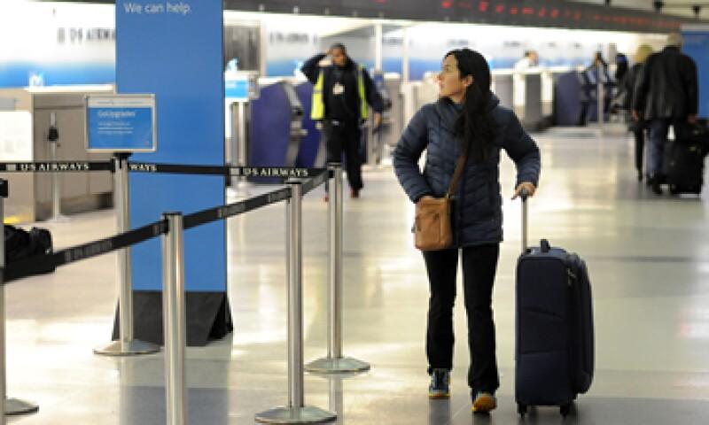 Un viajero de negocios pierde casi siete horas por el estrés. (Foto: Getty Images)