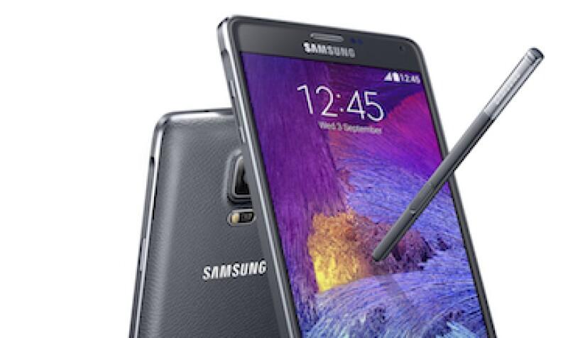 La nueva versión del teléfono que dio vida a las phablets ya comenzó a venderse en México (Foto: Cortesía Samsung)