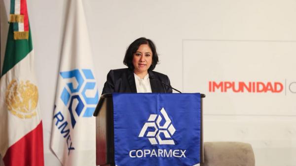 Irma Eréndira Sandoval SFP