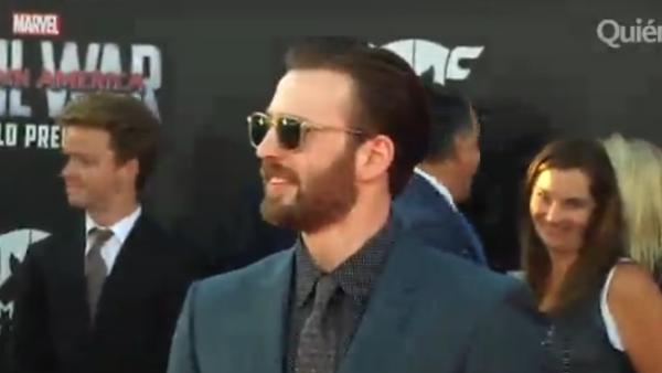 Marvel echó la casa por la ventana con la premiere de la nueva cinta de Captain America, donde prácticamente todos los actores que interpretan a un superhéroe en sus franquicias estuvieron presentes.