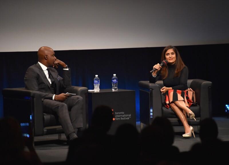 La actriz y productora habla de su próximo proyecto a desarrollar en la Ciudad de México, con el que piensa regresar al mundo de las telenovelas.