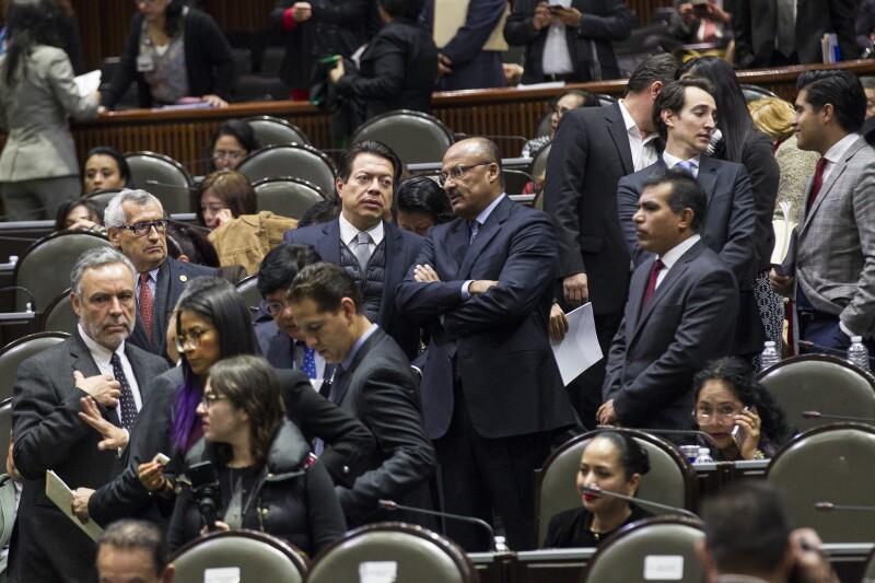 Ley de Ingresos 2019 en San Lázaro