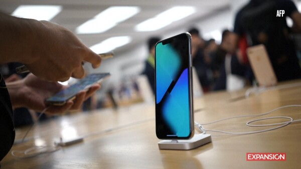 Apple reduce producción de Iphone X_1