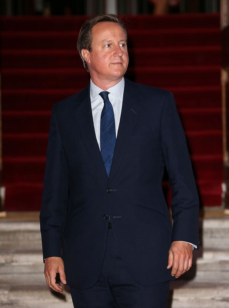 El libro además cuenta otra historias de David Cameron durante sus años universitarios.