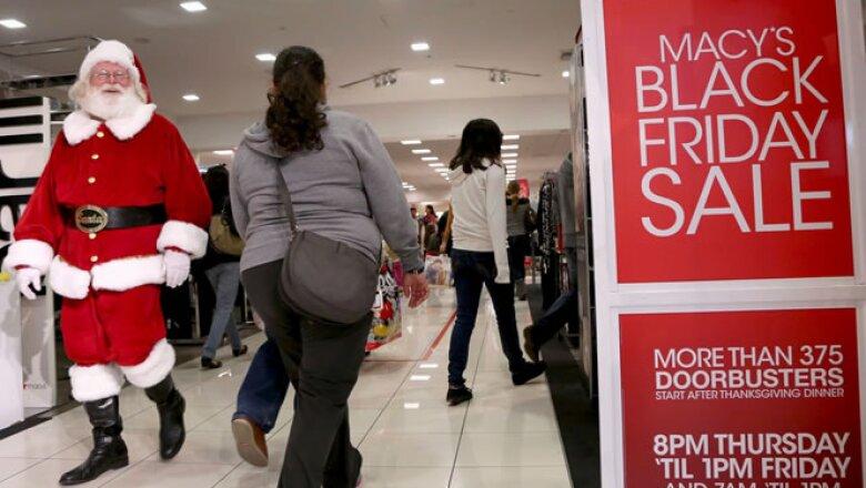 Santa Claus ayudó a que el índice de acciones de todo el mundo de MSCI subiera un 0.25% a 402.90, un nivel al que no llegaba desde el dos de enero de 2008.