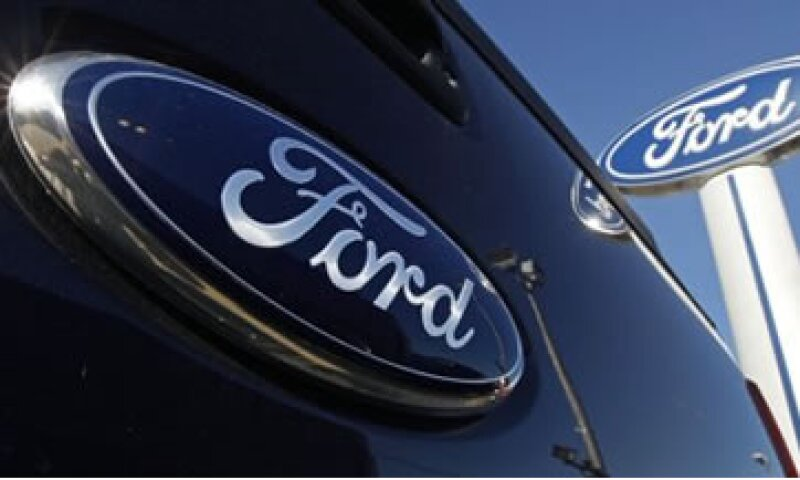 Ford reportó su décima ganancia trimestral consecutiva. (Foto: AP)