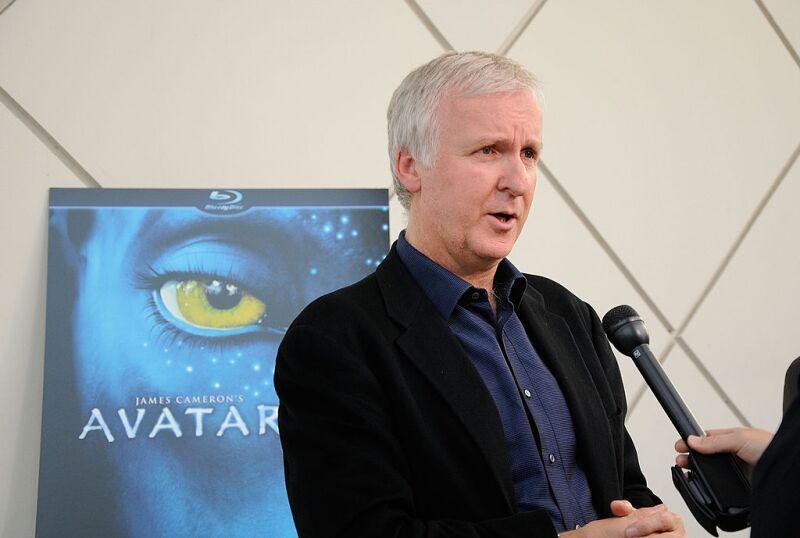 "20th Century Fox & The California Institute Of Technology ""Avatar"" Panel"