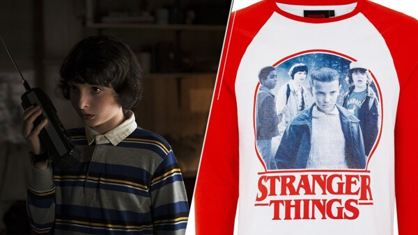Stranger Things y Topman