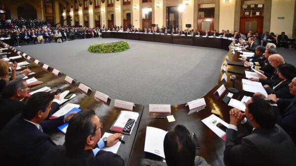 Sesión del consejo de seguridad