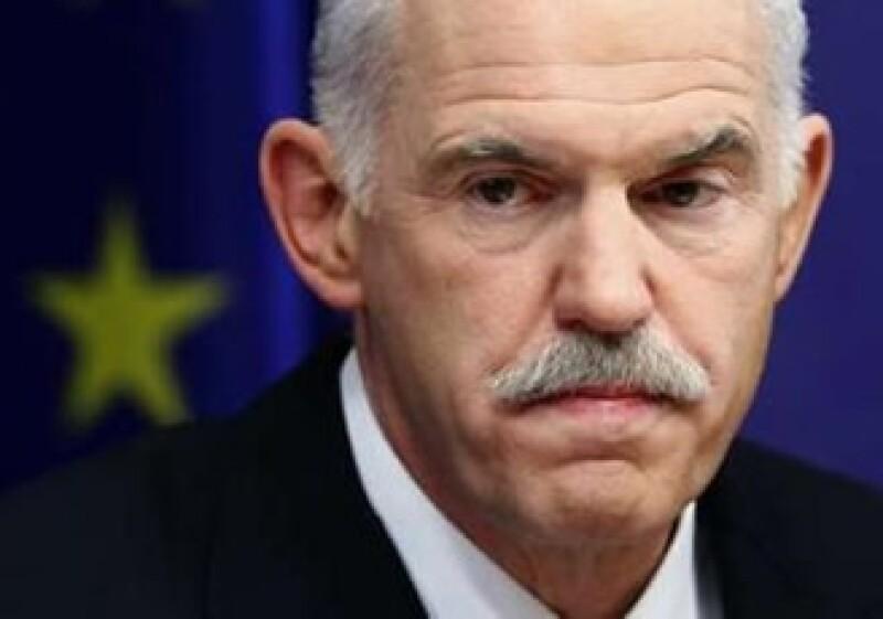 George Papandreou, primer ministro de Grecia, culpó al anterior Gobierno de las actuales afectaciones fiscales, financieras y al Estado. (Foto: Reuters)