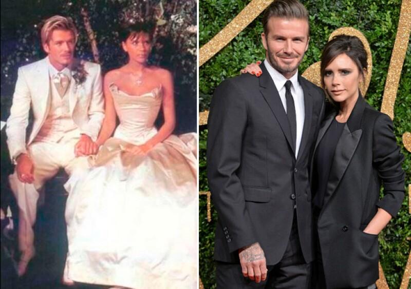 Hay algunos famosos que sin importar que el tiempo pase, logran verse más sexy o incluso mejorar sus facciones y personalidad.