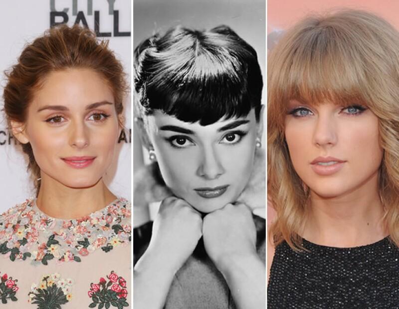 Audrey Hepburn era fanática del estilo cat eye. Olivia Palermo y Taylor Swift no sólo lo usan para red carpets, si no para el día a día.