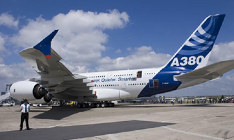 El A380 tiene capacidad para llevar a 525 pasajeros. (Foto: Getty Images)