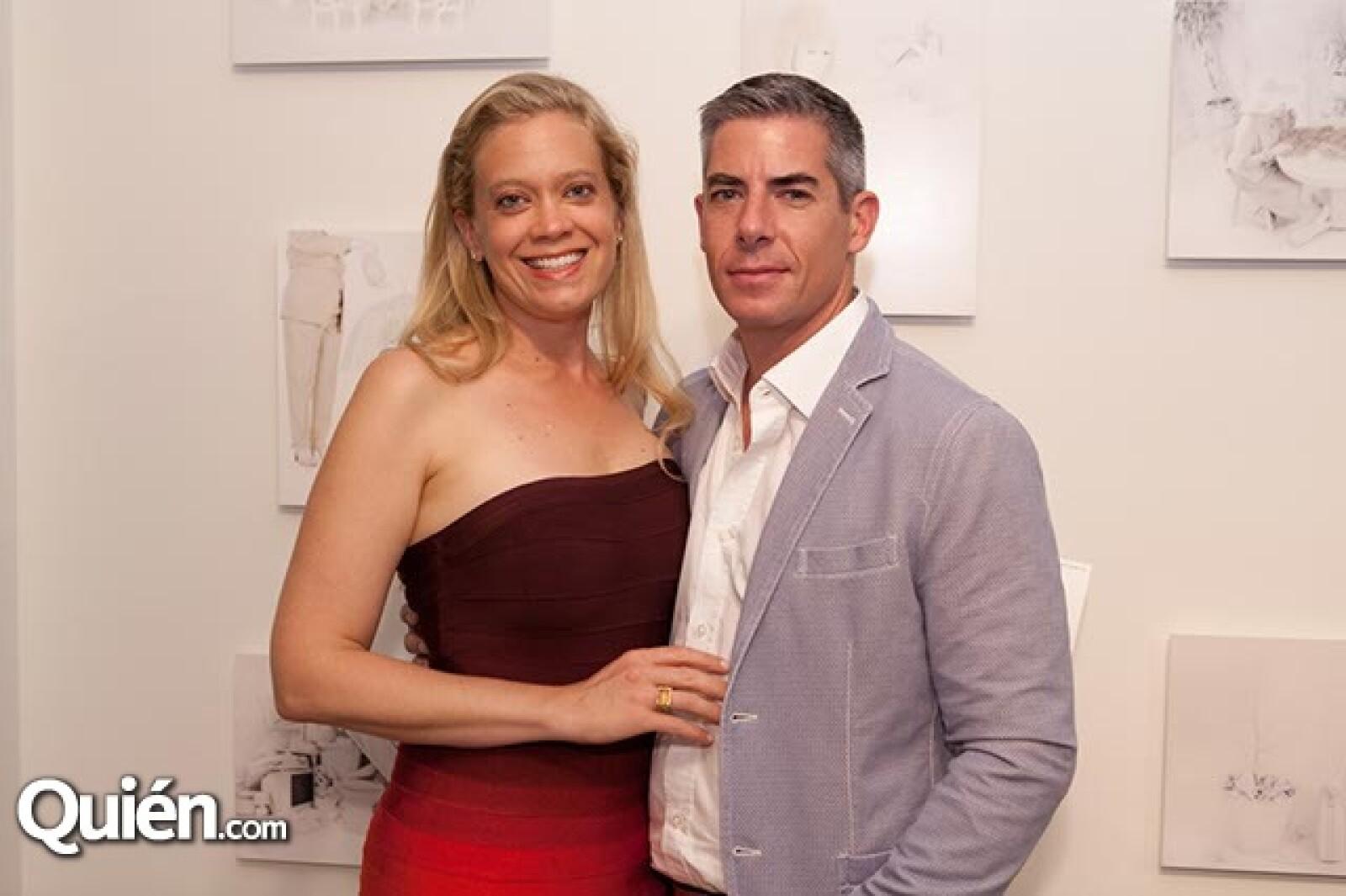 Leticia y Rick Presutti
