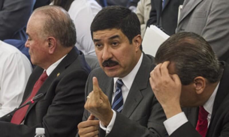 El senador Corral ha criticado temas como la preponderancia por sector. (Foto: Cuartoscuro)