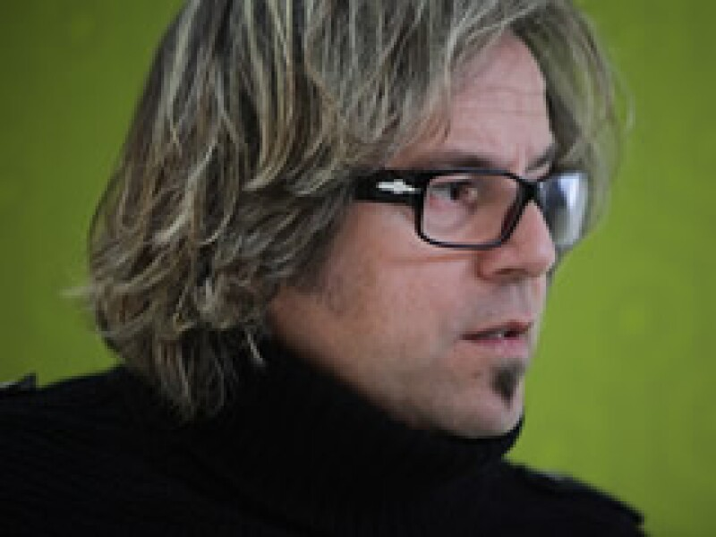 Director creativo de Revestimientos Lamosa (Foto: Cortesía)