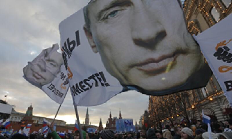 El presidente ruso ha aumentado los riesgos en la crisis más grave entre Washington y Moscú desde el final de la Guerra Fría. (Foto: Reuters)