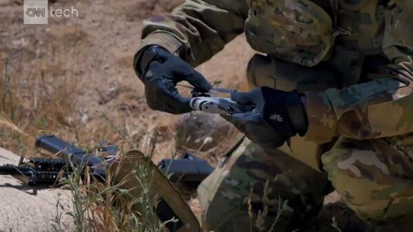 """""""The Snipe"""", un minidron al servicio del Ejército de EU"""