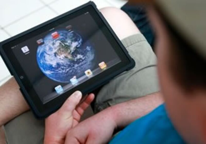 Apple ya ha vendido casi medio millón de iPad en menos de una semana. (Foto: AP)