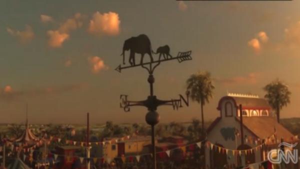 Dumbo emprende nuevo vuelo
