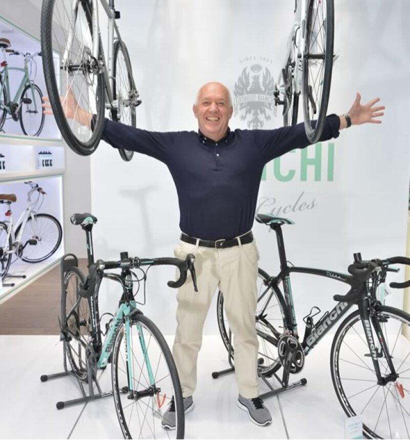 'Bianchi Café & Cycles®&#39 llega a Guadalajara como su primer spot de apertura en todo América para sumarla a su cadena de cafés cycle fiendly