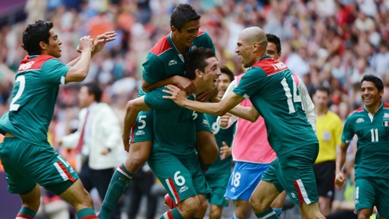 México vs. Senegal cuartos de final 2