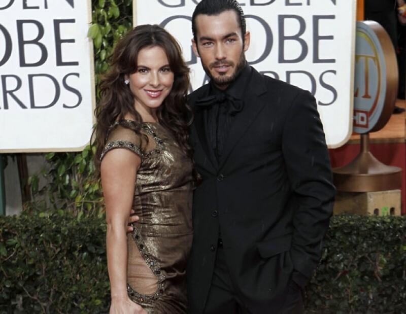 Kate y Aarón Díaz terminaron su matrimonio, sin embargo, se guardan gran cariño y siguen siendo amigos.