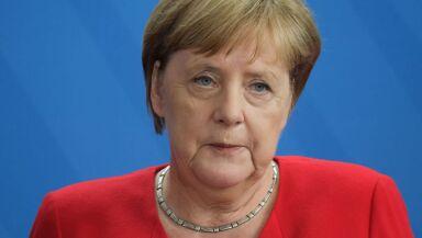 Moldovan Prime Minister Sandu Meets With Angela Merkel