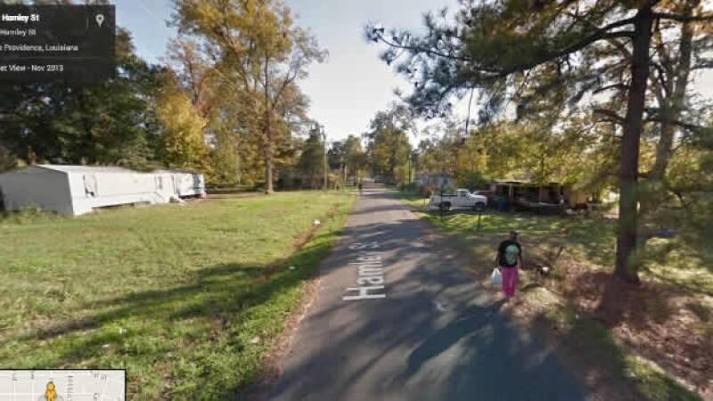 google street view pobreza