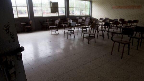 MONTERREY, NUEVO LEÓN, 15MAYO2020.-  Las escuelas permanecerán cerradas durante el cierre del ciclo escolar 2019-2020 en Nuevo Léon derivado de la pandemia por Covid-19. Los maestros imparten las clases en línea. FOTO: GABRIELA PÉREZ MONTIEL /CUARTOSCURO.COM