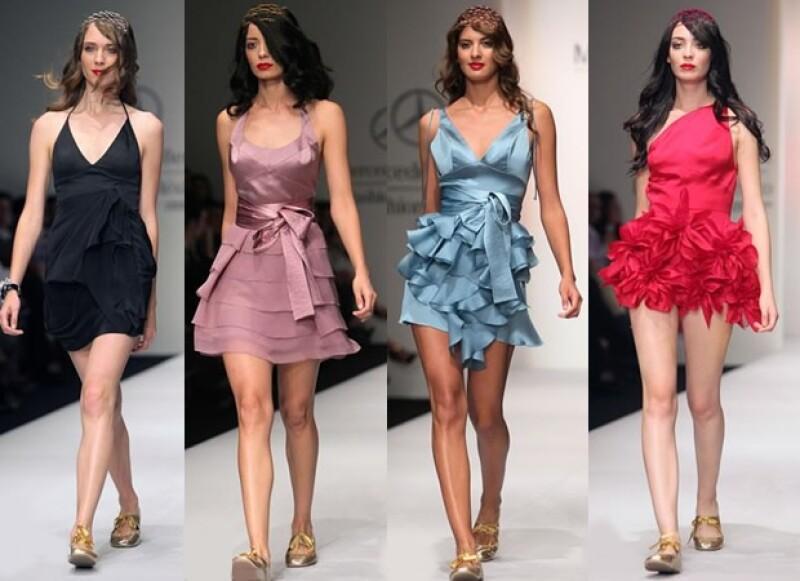 Diseños de Macario Jimenez.