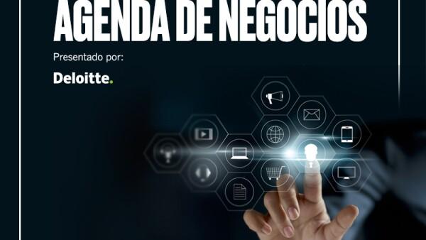 Agenda de Negocios / media principal