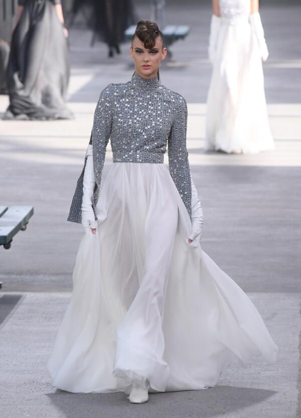 Chanel show, Runway, Fall Winter 2018, Haute Couture Fashion Week, Paris, France - 03 Jul 2018