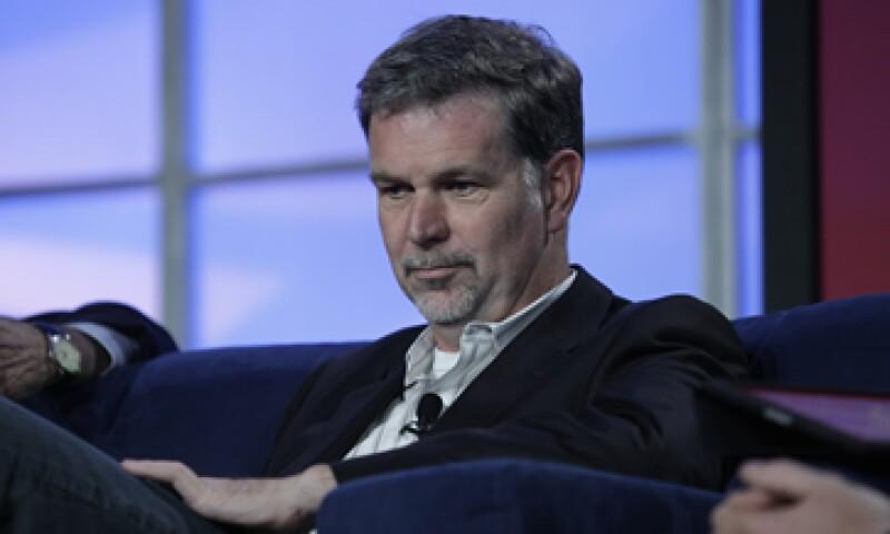El salario de Reed Hastings de 500,000 dólares se mantendrá igual. (Foto: AP)