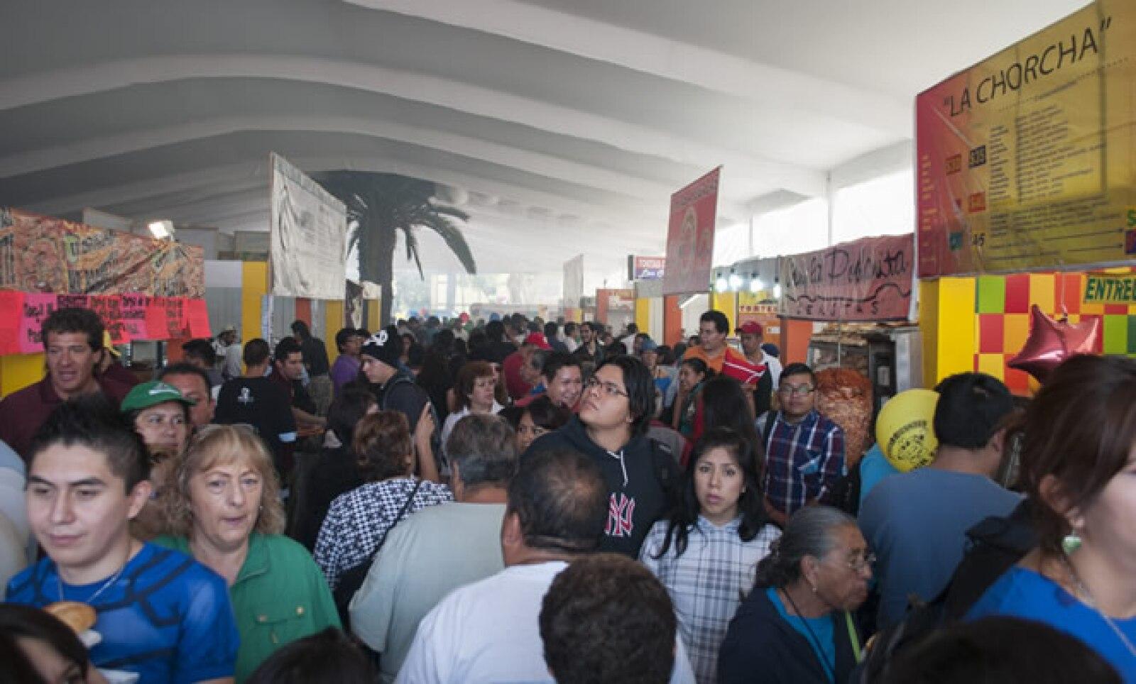 Los  torteros estimaron que la asistencia será mayor a la de 2013 al pasar de 300,000 visitantes  a 310,000, cifra superior a los 50,000 comensales que la acudieron a la primera edición.