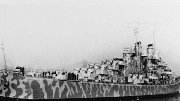 Descubren restos de buque hundido por Japón en 1942