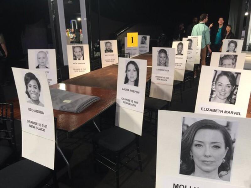 Las actrices de OITNB también estarán presentes.