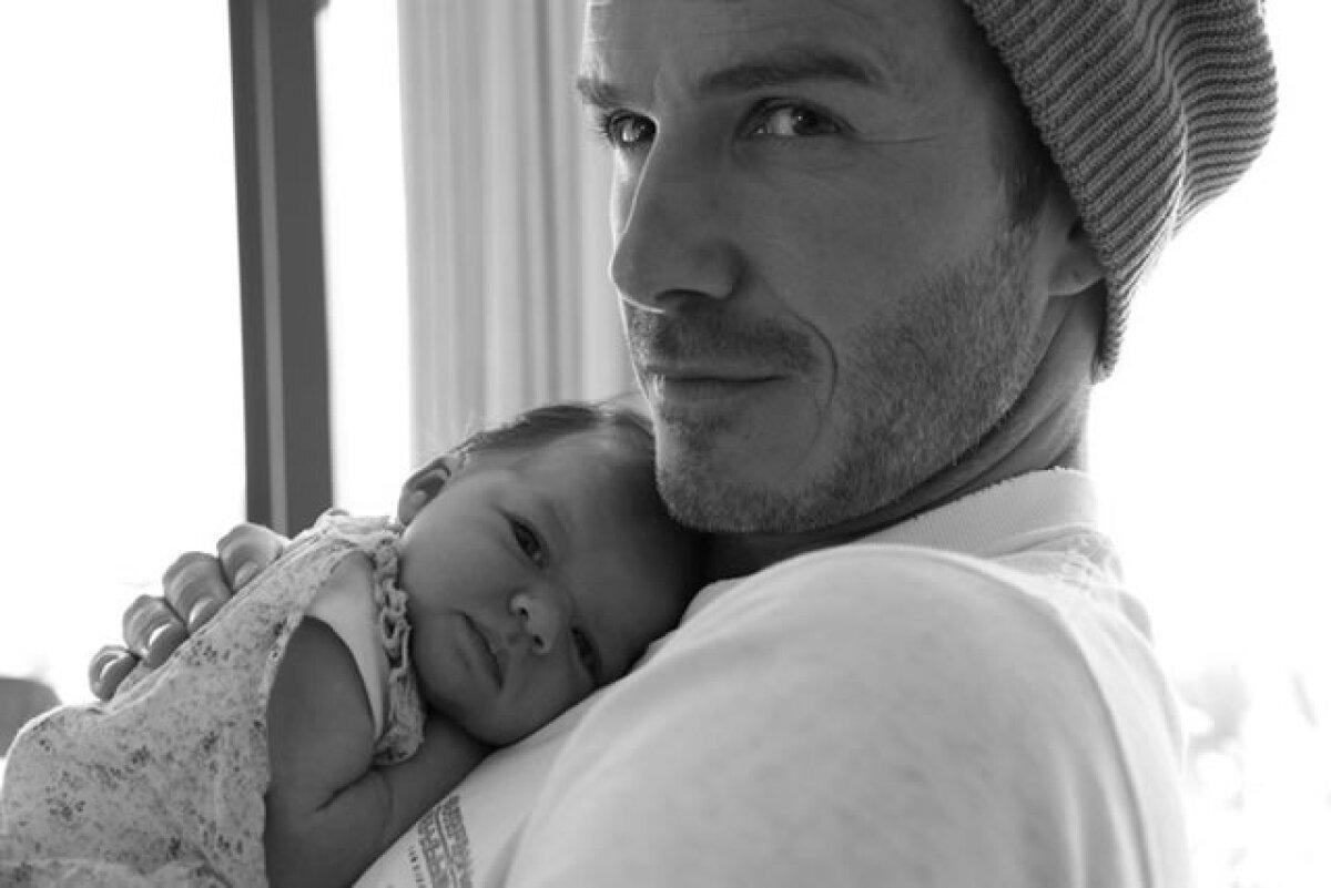 Harper Seven, la favorita de los Beckham cumple 2 años