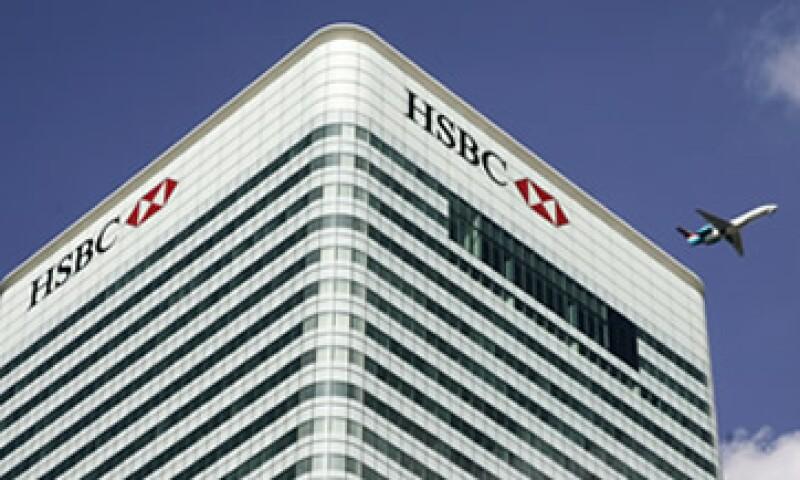 El Grupo Financiero HSBC redujo en 13.2% sus gastos administrativos de enero a septiembre. (Foto: AP)