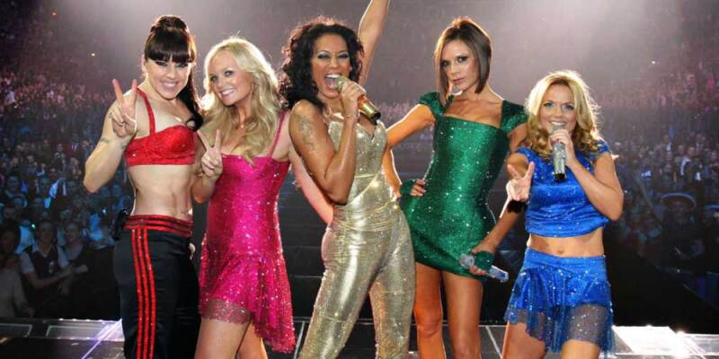 Spice Girls reunion