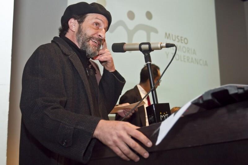 Daniel Giménez Cacho encabeza el movimiento.