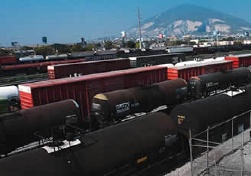El corredor ferroviario Manzanillo-México dará ventajas logísticas a los importadores y exportadores.  (Foto: Ernesto Ramírez)