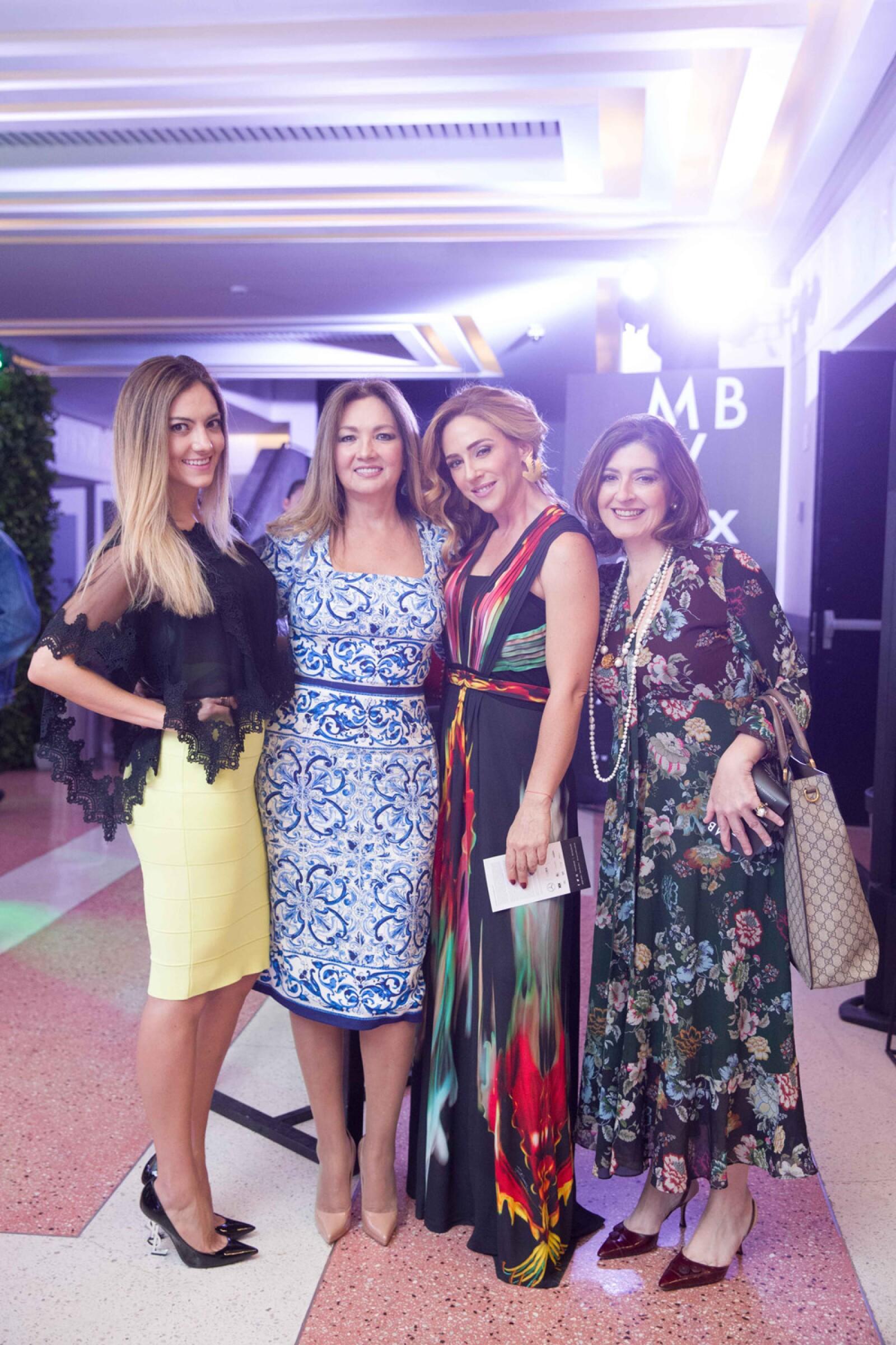 Mercedes Benz Fashion Week México 2018