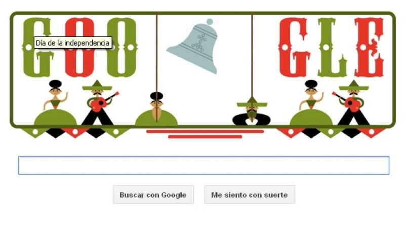 independencia, mexico, google, doodle, internet