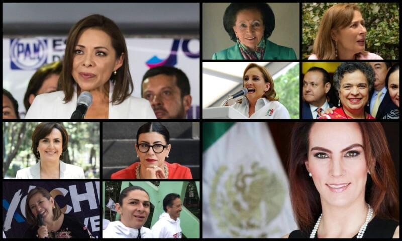 Mujeres legisladoras