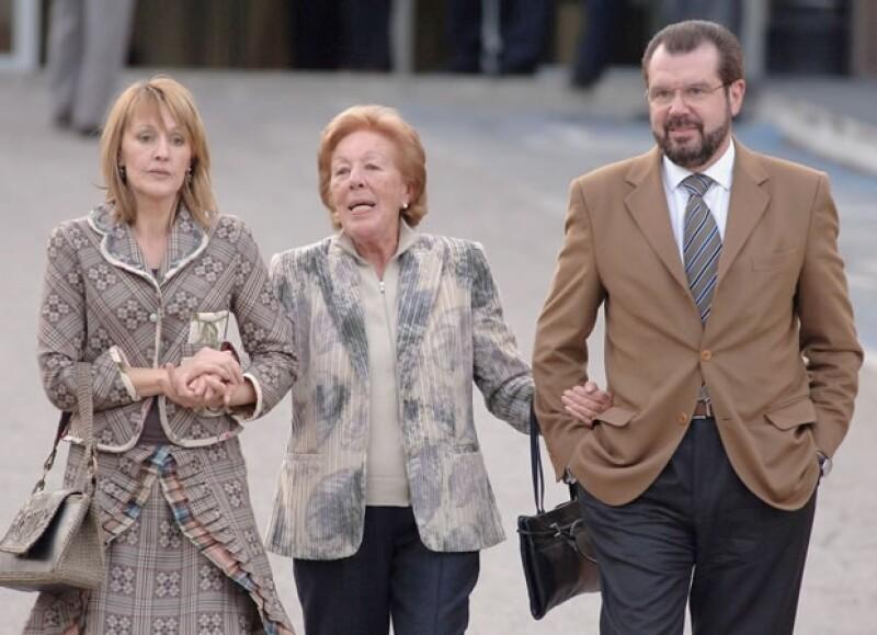 Algunos familiares de la reina de España, entre ellos su padre y su abuela, son acusados de insolvencia punible y alzamiento de bienes.